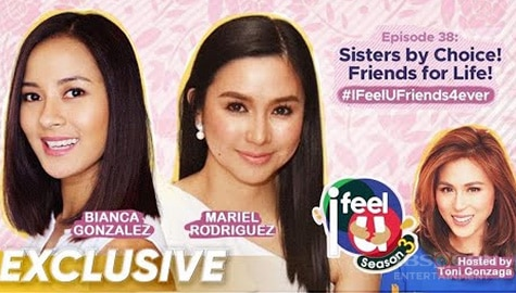 I Feel U Episode 38: Friends for life Mariel & Bianca Image Thumbnail