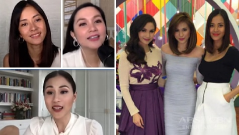 I Feel U: Toni, Mariel and Bianca talk about their first impressions Image Thumbnail
