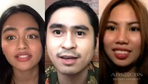 "I Feel U: CJ, Vivoree and Lie talk about their ""now and never moment"" Image Thumbnail"