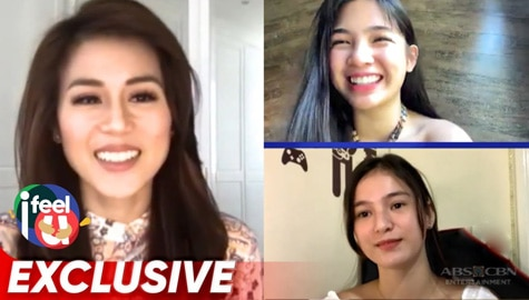 I Feel U: How Heaven Peralejo and Barbie Imperial stay empowered Image Thumbnail