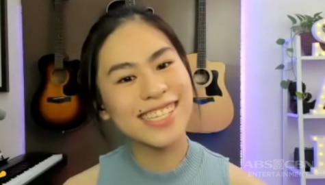 I Feel U: Rising OPM star Sab shares how her love of music began! Image Thumbnail