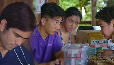 Init Sa Magdamag: Kapitana, Simon at Michelle, pinag-uusapan si Tupe Image Thumbnail