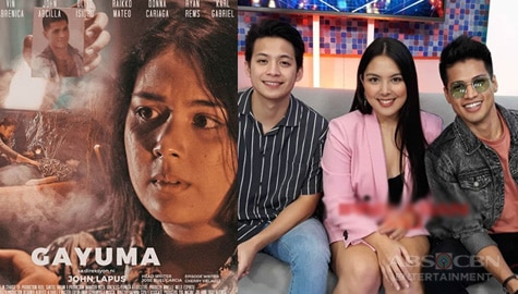 "Ria, Vin and Karl talk about their roles in Ipaglaban Mo ""Gayuma"" Image Thumbnail"