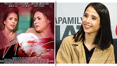 "Maxene Magalona talks about her role in Ipaglaban Mo ""Nanay"" Image Thumbnail"