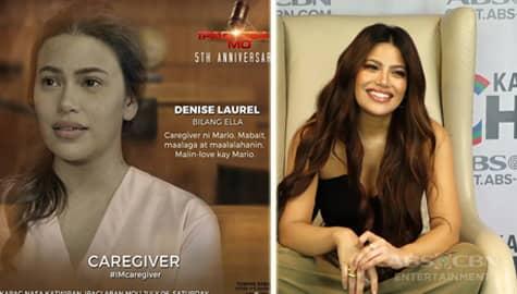 """Denise Laurel, tampok sa Ipaglaban Mo """"Caregiver"""" Image Thumbnail"""