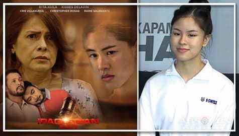 "Kisses Delavin talks about the challenges in portraying Nurse Miya in Ipaglaban Mo ""Desperada"" Image Thumbnail"