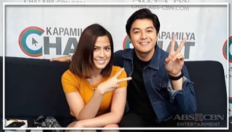 "Alexa and CK talk about their roles in Ipaglaban Mo ""Iskolar"" Image Thumbnail"
