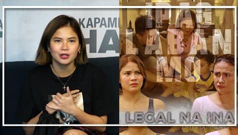 """Louise delos Reyes , tampok sa Ipaglaban Mo """"Legal Na Ina"""" Image Thumbnail"""