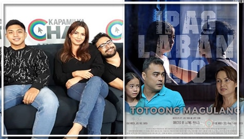 "Sid, Jamila and Royce talk about their roles in Ipaglaban Mo ""Totoong Magulang"" Image Thumbnail"