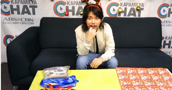Gift wrapping Challenge with Empoy Marquez Image Thumbnail