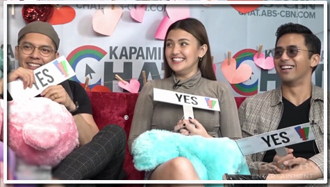 "Yes or No Challenge with the stars of Ipaglaban Mo ""Huling Hapunan"" Image Thumbnail"