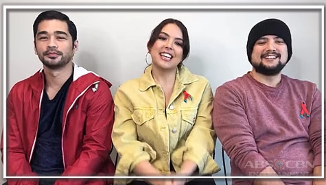 "Kapamilya Confessions with the stars of Ipaglaban Mo ""Saleslady"""