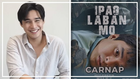 "McCoy de Leon talks about his role in Ipaglaban Mo ""Carnap"" Thumbnail"