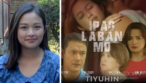 Trina Legaspi on her role and lessons learned from Ipaglaban Mo 'Tiyuhin' Thumbnail