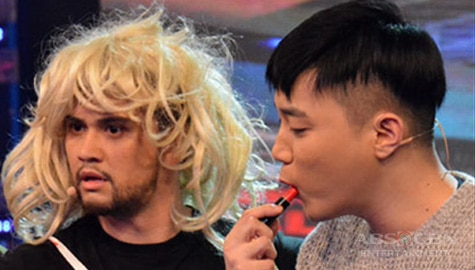 It's Showtime Magpasikat 2016: Team Billy and Ryan Image Thumbnail