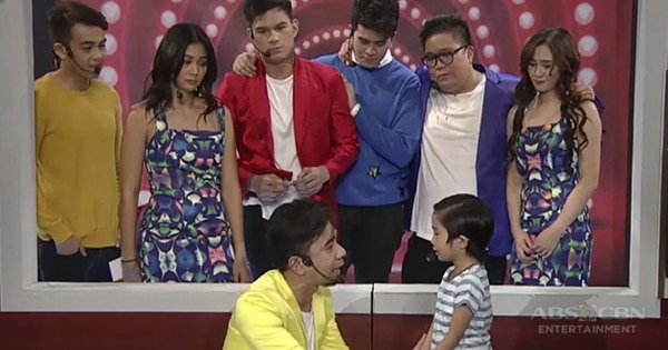 "Magpasikat 2018: Team Jugs and Teddy touches hearts with father and son's love ""live on TV"" Image Thumbnail"