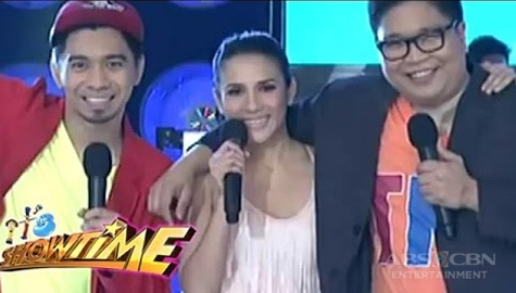 It's Showtime Magpasikat 2016: Team Jugs, Teddy and Karylle Image Thumbnail