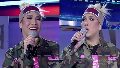 It's Showtime: Vice Ganda, tinawagan daw ng nanay ni Ion Image Thumbnail
