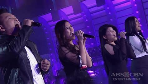 Isang pangmalakasang performance mula kina Ato, Aila at Bukang Liwayway sa It's Showtime Image Thumbnail