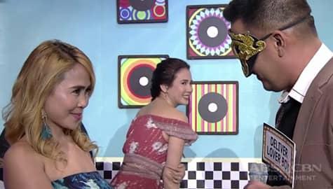 It's Showtime: Deliver Lover Boy, natuwa nang mapili niya ni Scentimental Diva bilang KapareWHO! Image Thumbnail