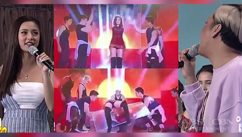 It's Showtime: Vice Ganda, naalala ang mga hulog moments ni Kim Chiu sa ASAP Image Thumbnail