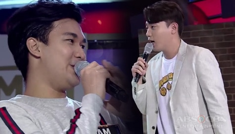 It's Showtime: Ryan Bang, nagalit kay BidaMan no. 2 Sam Image Thumbnail
