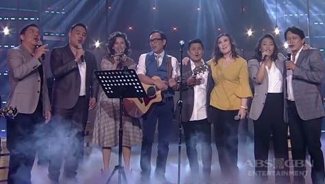 WATCH: Rey Valera celebrates birthday on It's Showtime with Sharon Cuneta, Nonoy Zuniga, Marco Sison and TNT Hurados! Image Thumbnail