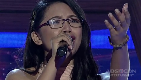 TNT 3: Visayas contender Janine Pialan sings Stand Up For Love Image Thumbnail