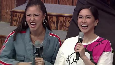 It's Showtime: Kim Chiu at Mariel, natuwa sa mga sarili nilang jokes Image Thumbnail