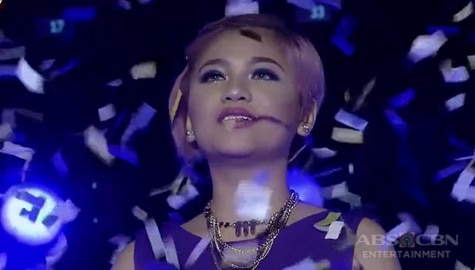 TNT 3: Defending champion na si Alliyah Cadeliña, pasok na sa semifinals! Image Thumbnail