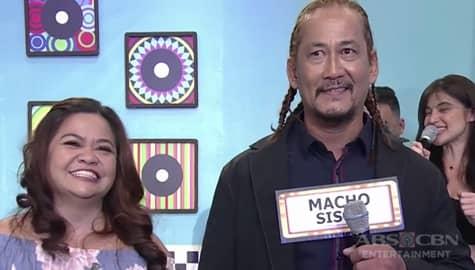 It's Showtime: Macho Sison, tuwang-tuwa nang piliin ni Stage Momshie sa KapareWHO Image Thumbnail