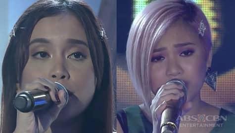TNT 3: Nina Osorno, matapang na hinarap ang 6-time defending champion na si Alliyah Cadeliña Image Thumbnail