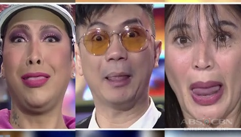 It's Showtime: Vice, Anne, at Vhong, nabiktima ni Direk Bobet sa kakaibang worksho Image Thumbnail