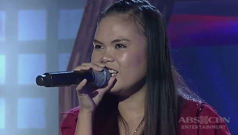 TNT 3: Mindanao contender Dioscora Pacaldo sings Nosi Ba Lasi Image Thumbnail