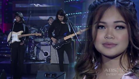 Janine at Unique, nagsama sa It's Showtime stage para sa kanilang powerful performance Image Thumbnail