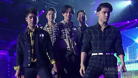 WATCH: BoybandPH sings Overdrive on It's Showtime  Image Thumbnail