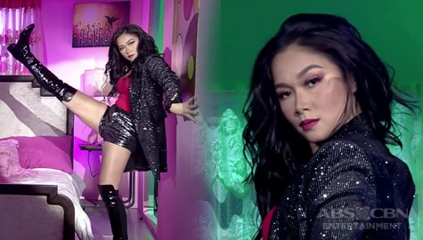 Maja Salvador heats up the It's Showtime dance floor with her Kill This Love prod number Image Thumbnail