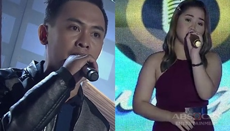 TNT 3: Ang matinding tapatan nina Domenic Abrenica at Jermaine Apil para sa golden microphone Image Thumbnail