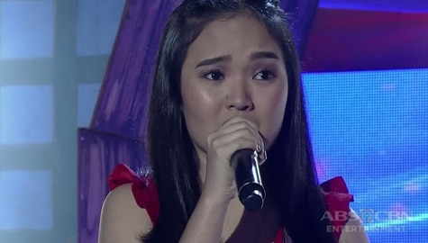 TNT 3: Metro Manila contender Jocelyn Donayre sings You Are My Song Image Thumbnail