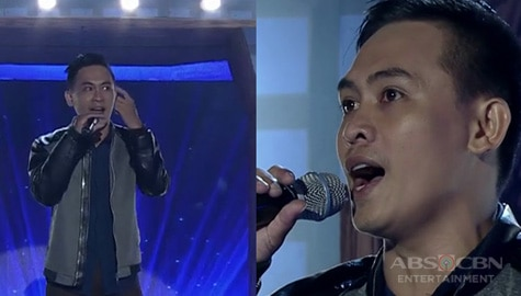 TNT 3: Mindanao contender Domenic Abrenica sings Carrie Image Thumbnail