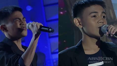 TNT 3: Visayas contender Aiven Balderas sings I Won't Give Up Image Thumbnail