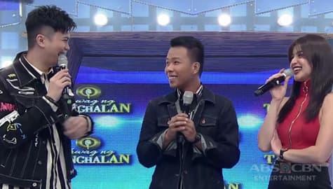 It's Showtime: Vhong at Anne, na-amaze sa kakaibang talent ni daily contender Joshua Image Thumbnail