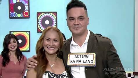 It's Showtime: Caring Keri, napili si Acting Ka Na Lang bilang KapareWHO! Image Thumbnail