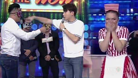 It's Showtime: Ryan, biglang inilayo si Stephen kay Acting Ka Na Lang Image Thumbnail