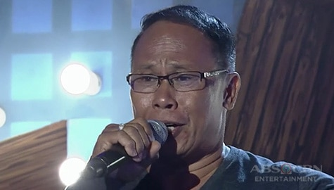 TNT 3: Mindanao contender Sotelo Abarquez sings I'll Never Fall in Love Again Image Thumbnail