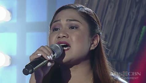 TNT 3: Visayas contender Jamela Neri sings 'Till My Heartaches End Image Thumbnail