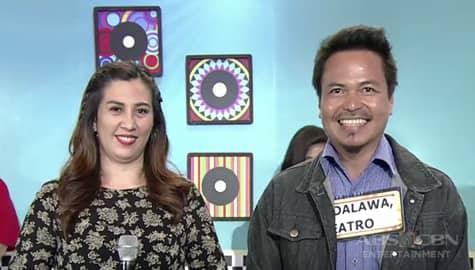 It's Showtime: Isa, Dalawa, Teatro, napili ni Upa Mae Quinto bilang KapareWHO! Image Thumbnail