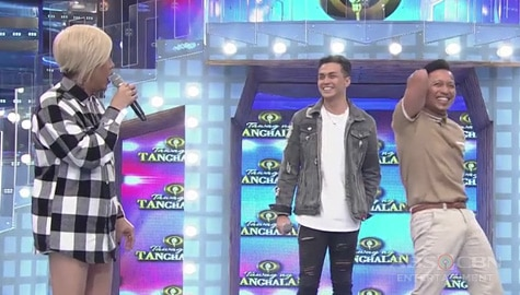 It's Showtime: Jhong, pinatunayan kay Vice Ganda na kaya pa niyang sumayaw Image Thumbnail
