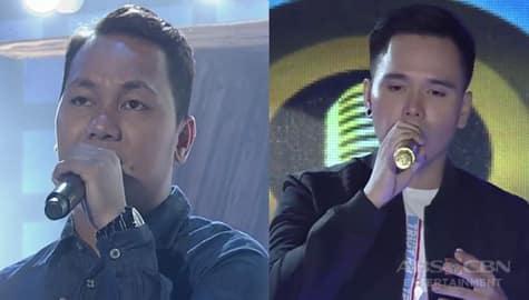 TNT 3: Julius Modesto at Myko Manago, nagtapat para sa golden microphone Image Thumbnail