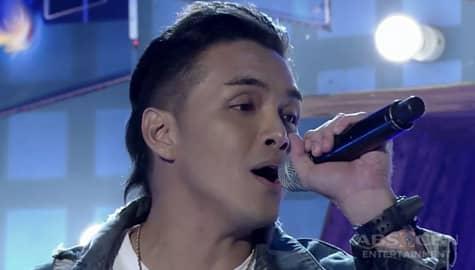 TNT 3: Luzon contender Justin Goco sings Knocks Me Off My Feet Image Thumbnail